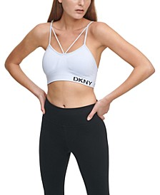 Sport Strappy Seamless Low-Impact Sports Bra