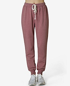 Juniors' Basic Jogger Sweatpants