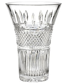 "Waterford Irish Lace 10"" Vase"