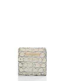 Jane Melbourne Embossed Leather Wallet