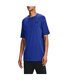 Men's Big and Tall Sportstyle Left Chest Short Sleeve T-Shirt