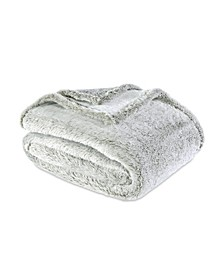 Tipped Extra-Fluffy Throw Blanket Collection