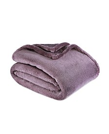 Ultimate Extra-Fluffy Throw Blanket