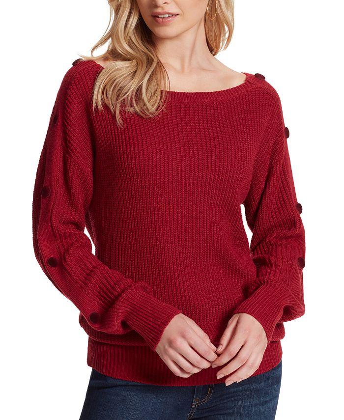 Jessica Simpson - Adley Striped Sweater
