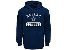 Youth Dallas Cowboys Banner Hoodie