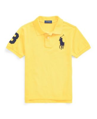 폴로 랄프로렌 보이즈 폴로티 Polo Ralph Lauren Big Boys Classic Fit Polo Shirt