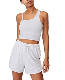 Women's Lifestyle On Ya Bike Fleece Short