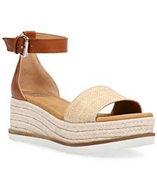 Baker Flatform Treaded Sandals