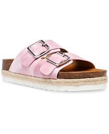 Carther Espadrille Footbed Sandals