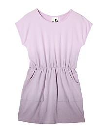 Little Girls Sigrid Short Sleeve Dress