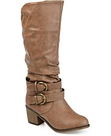 Women's Wide Calf Late Boot
