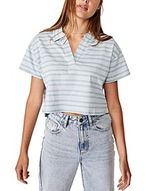 Women's Ryan Shorts Sleeve Polo T-Shirt