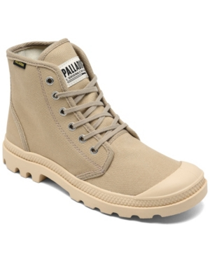 Palladium WOMEN'S PAMPA HI ORIGINALE HIGH TOP SNEAKER BOOTS FROM FINISH LINE