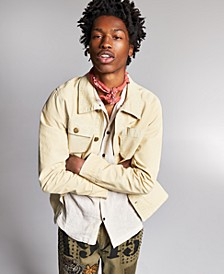 Ouigi Theodore for Men's Jacquard Jacket, Created for Macy's
