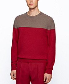 BOSS Men's Dilio Regular-Fit Sweater