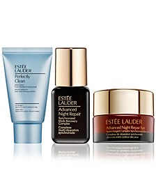 Receive FREE 3pc Gift with any $75 Estée Lauder Purchase