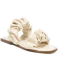 Women's Iggy Ruched-Strap Sandals