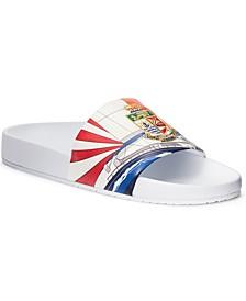 Cayson Nautical Crest Slide Sandal
