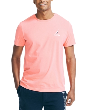 Nautica T-shirts MEN'S CRUISE CLUB GRAPHIC T-SHIRT