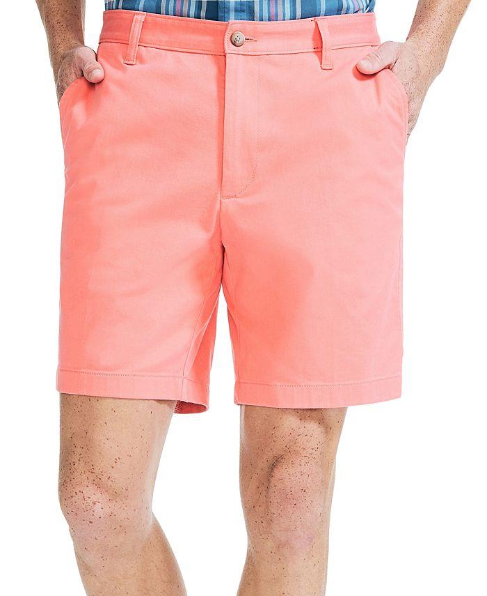 Nautica - Men's Classic-Fit Stretch Deck Shorts