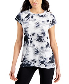 Tie-Dye Short-Sleeve T-Shirt, Created for Macy's