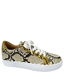 Women's Lanie Lace Up Sneaker
