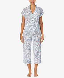 Capri Pants Pajama Set