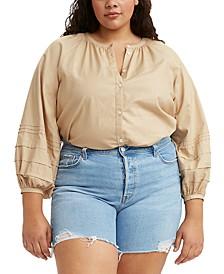 Trendy Plus Size Genevieve Top