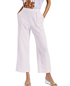 Solid Wide-Leg Pants, Created for Macy's