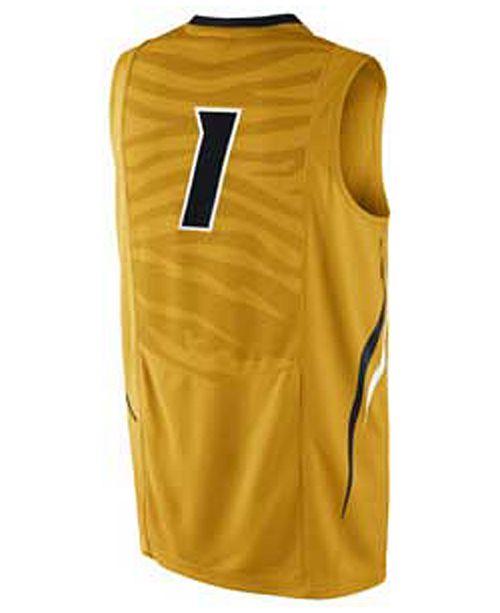 best website f64fc bbcc4 Nike Men's Missouri Tigers Basketball Jersey & Reviews ...