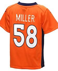 Nike Toddlers' Von Miller Denver Broncos Jersey