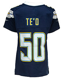 Nike Kids' Manti Te'o San Diego Chargers Game Jersey, Big Boys (8-20)