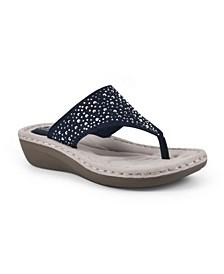 Women's Calling Thong Comfort Sandals