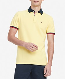 Men's Custom-Fit Sanders Polo