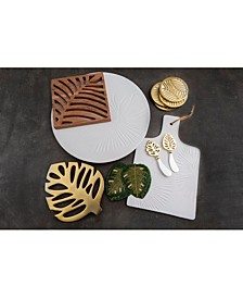 Paradise Calling Serveware Collection