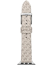 Micro Logo Vanilla 38/40mm Apple Watch® Band