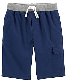 Big Boys Easy Pull-On Dock Shorts
