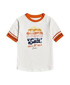 Little Girls Energy Day T-shirt