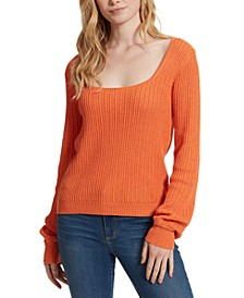 Nicole Ribbed Sweater