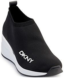 Parks Slip-On Wedge Sneakers