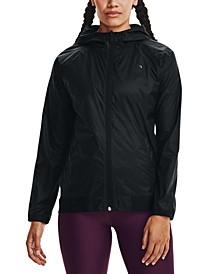 Women's Reversible Hooded Jacket
