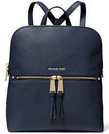 Rhea Zip Medium Slim Backpack