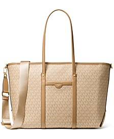 Beck Extra Large Signature Tote