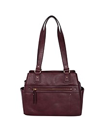 INC Riverton Satchel, Created for Macy's
