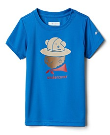 Toddler Boys and Girls Grizzly Grove Short Sleeve Graphic T-shirt