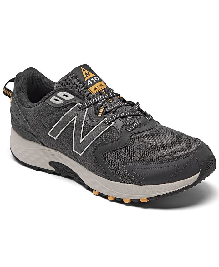 Men's 410 V7 Wide-Width Trail Running Sneakers from Finish Line