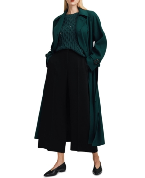 Weekend Max Mara Knits ENNIO EMBELLISHED CABLE-KNIT SWEATER