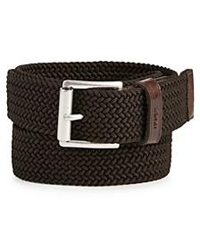 Hugo Boss Men's Gabi Woven Belt
