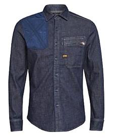 Men's Hunting Slim Long Sleeve Shirt