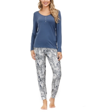 Women's Top with Jogger Set